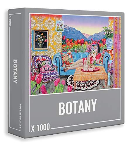 Cloudberries- Poster Puzzle Botany Puzle, Multicolor (3002)