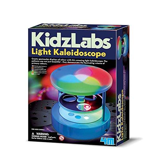 4M 00-03382 - Kidz Labs - Light Kaleidoscope, Bunt