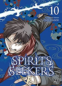 Spirits Seekers Edition simple Tome 10