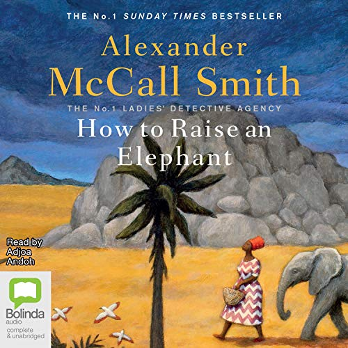 How to Raise an Elephant cover art