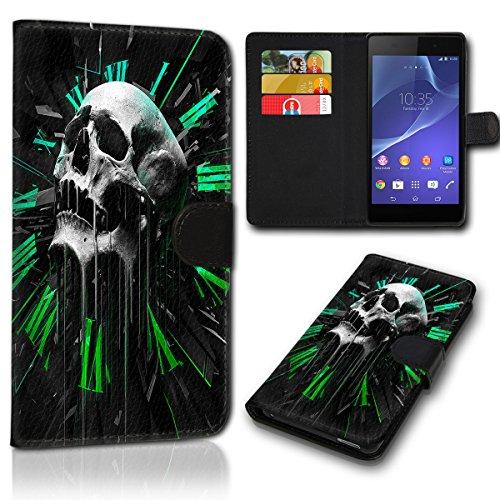 sw-mobile-shop Book Style Alcatel A5 LED 5085D Tasche Flip Brieftasche Handy Hülle Kartenfächer für Alcatel A5 LED 5085D - Design Flip SVH1167