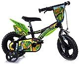 Dinobikes Vélo pour garçon Vert 12'