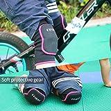 Zoom IMG-2 eulant ginocchiere imbottite per bambini
