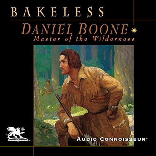 Couverture de Daniel Boone