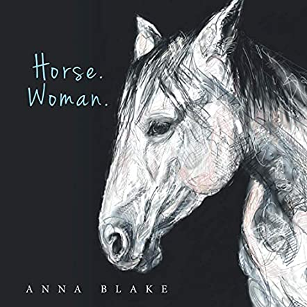 Horse. Woman.