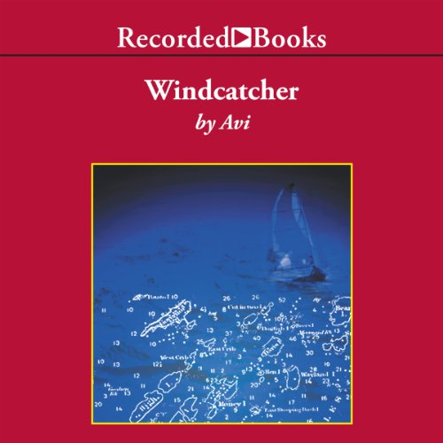 Windcatcher audiobook cover art