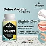 Zoom IMG-1 calcio vitamina d3 ad alto