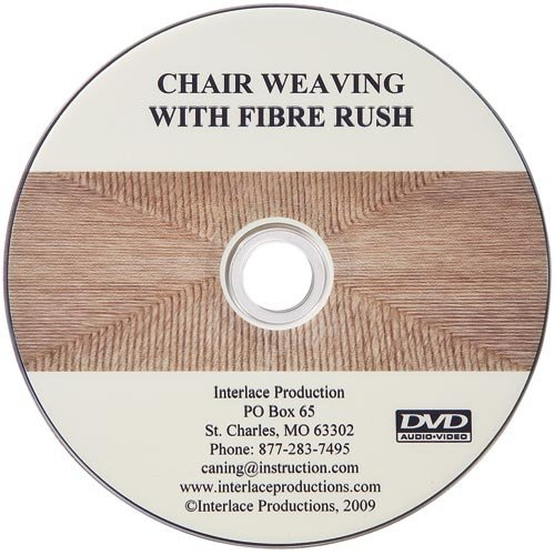 Chair Weaving with Fibre Rush