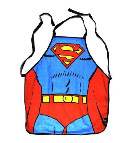 Superman - Classic Logo Suit Apron