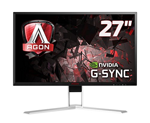 AOC AGON AG271QG Monitor Gaming da 27' IPS, QHD, 2560 x 144, 165 Hz, 4 msec, Speaker, DP, HDMI, 4...
