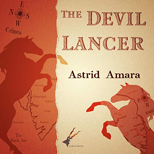 The Devil Lancer audiobook cover art