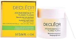 Decleor Aromessence Ylang Ylang Purifying Facial Night Balm 15 ml, 15 ml