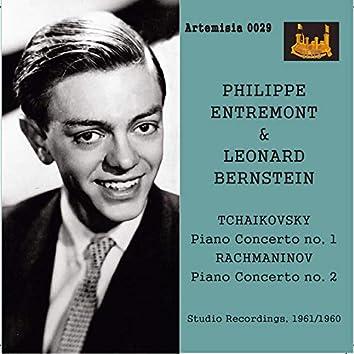 Tchaikovsky: Piano Concerto No. 1 in B-Flat Minor - Rachmaninoff: Piano Concerto No. 2 in C Minor (Recorded 1960-1961)