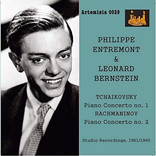 Phillipe Entremont, New York Philharmonic Orchestra feat. Leonard Bernstein