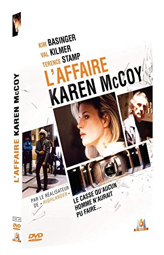 L'Affaire Karen Mc Coy [Italia] [DVD]