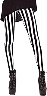 Best black and white striped pants style Reviews
