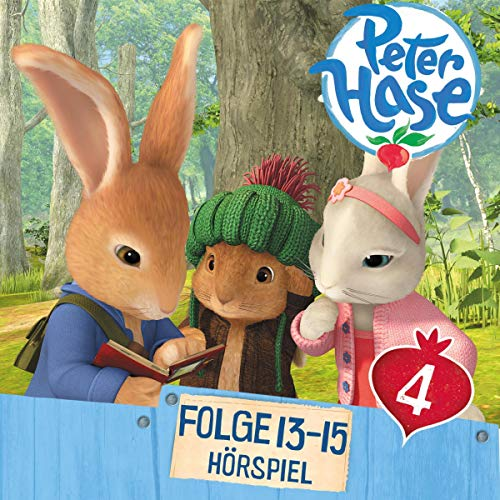 Peter Hase 13 - 15 audiobook cover art