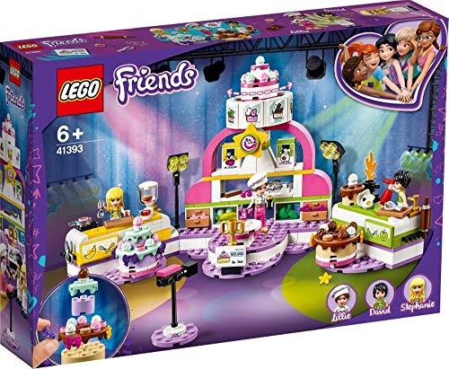 wow Lego® Friends 41393 Die große Backshow