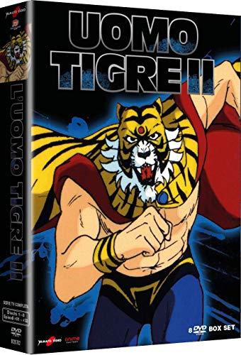 タイガーマスク二世 DVD-BOX (TVアニメ全33話)[DVD-PAL方式](輸入版)