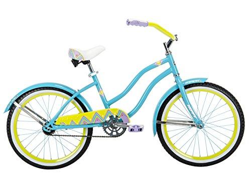 "20"" Huffy Good Vibrations Girls' Cruiser Bike"