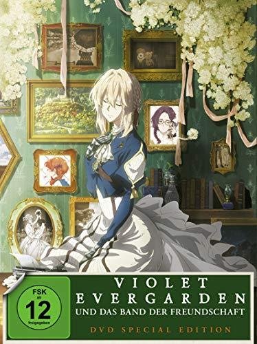 Violet Evergarden und das Band der Freundschaft [Alemania] [DVD]