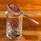 Zoom IMG-1 markcur cocktail strainer bar utensili