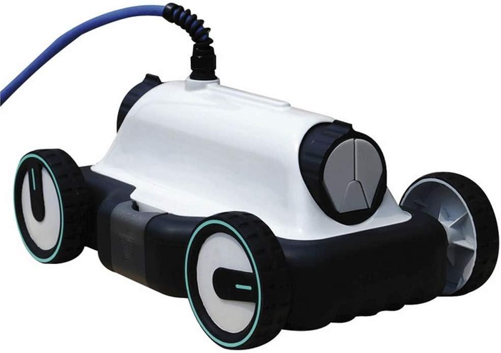Bestway 58478 Mia - Robot eléctrico para piscina de fondo plano