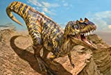 PNSO Nick The Ceratosaurus Dinosaur Model Toy Collectable Art Figure