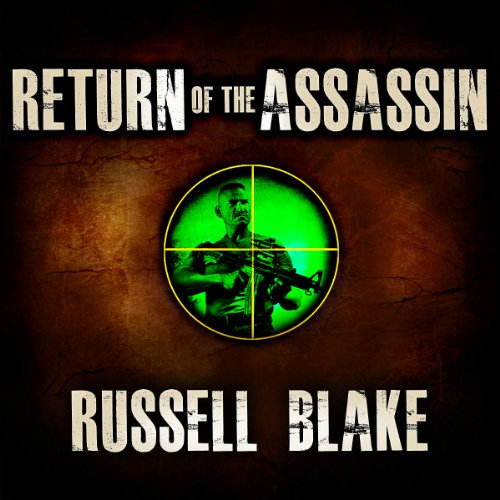 Return of the Assassin audiobook cover art
