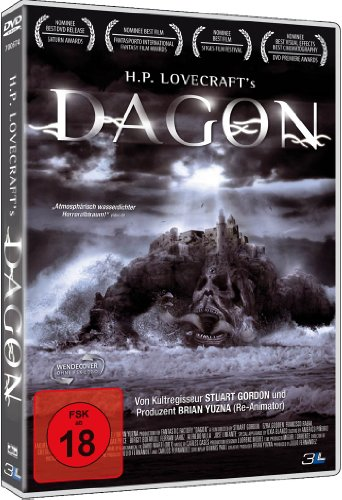H. P. Lovecraft's Dagon