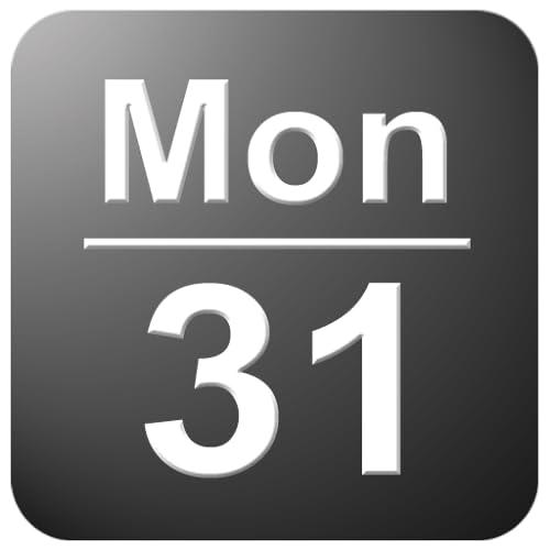 Datum in der Statusleiste