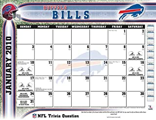 2011 Buffalo Bills - Blotter Calendar