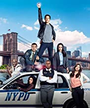 Brooklyn Nine Nine Brooklyn 99 American Police Live Action Sitcom Television Series Drama All Seasons 12 x 18 Inch Quoted ...