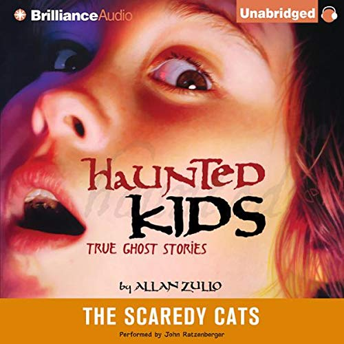 The Scaredy Cats audiobook cover art