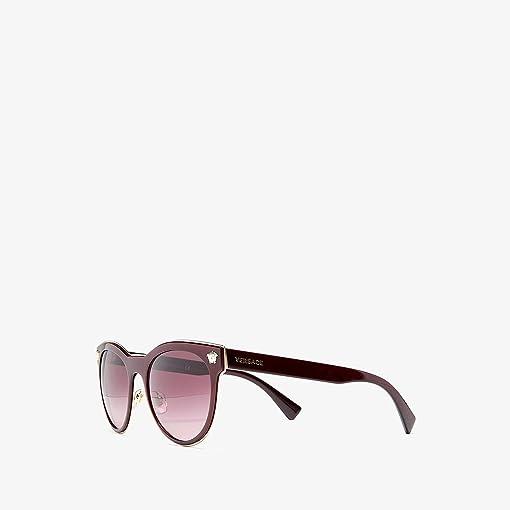 Burgundy/Pink Gradient Dark Violet