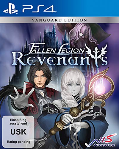 Fallen Legion Revenants Vanguard Edition (Playstation 4)
