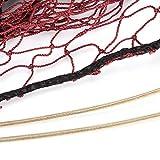 IDWT Accessoire de Badminton de Protection Solaire, Filet de Badminton résistant à la Traction, pour l'exercice d'entraînement Occasionnel de Mouvement