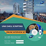 UNIX SHELL SCRIPTINGComplete Unique Collection All Latest Inteview Questions & Answers Video Learning Set (DVD)