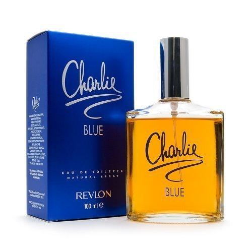 Parfum Revlon Charlie Blue Eau de Toilette für Damen, 100 ml