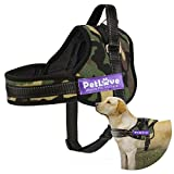 Dog Harness, PetLove Soft Leash Padded No Pull Dog Harness with All Kinds