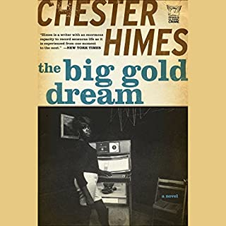 The Big Gold Dream audiobook cover art