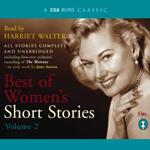 Best of Women's Short Stories, Volume 2 audiobook cover art