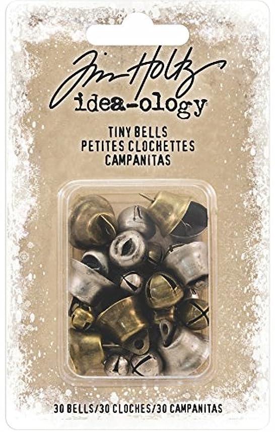 Tim Holtz Christmas Idea-ology, Tiny Bells, multi