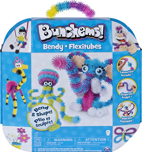Spin Master: Bunchems - Bendy Bunchems (6046471)