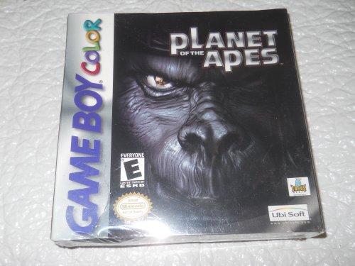 Planeta dos Macacos - GameBoy Color