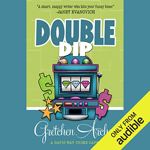 Double Dip audiobook cover art