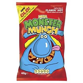 Monster Munch Flamin Hot, 40 g (30 Pack) (B001GP3XT8) | Amazon price tracker / tracking, Amazon price history charts, Amazon price watches, Amazon price drop alerts