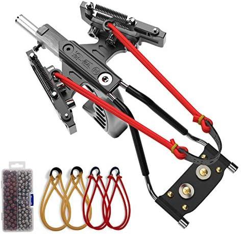 Goldboy Professional Slingshot Wrist Rocket Slingshot with Laser Sight Hunting Slingshot for product image