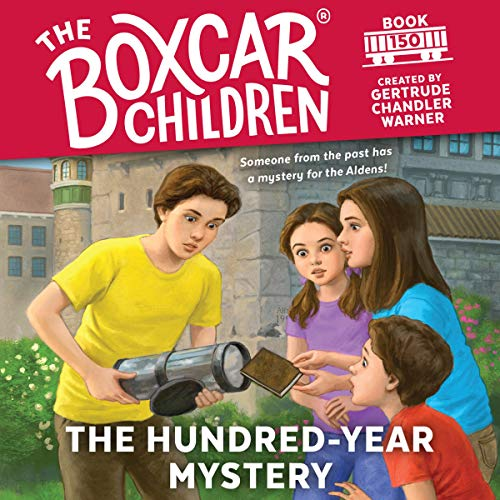 The Hundred-Year Mystery audiobook cover art