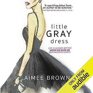 Little Gray Dress audiobook cover art